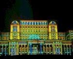 104 projectoren in videomappingshow