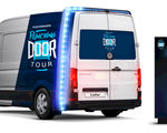 De Volkswagen Crafter: punch proof, powered by MoJuice