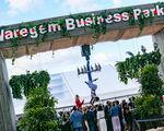 ION geeft knallend startschot voor Waregem Business Park
