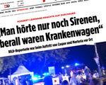 Tientallen gewonden na instorten LED-wall + Spaanse popster omgekomen