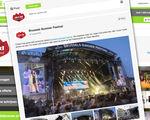 Nieuwe eventplanner.be /.nl gaat 'social'