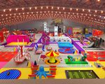 The Fungroup bouwt grootste pop-up indoor attractiepark
