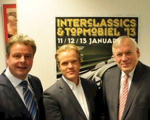 Rob van de Wiel directeur MECC Maastricht