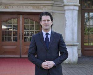 Jochen van Eijck nieuwe Accountmanager Sales Business Efteling