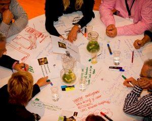 Dialoog tijdens congres? World Café uiterst succesvol!