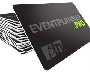 eventplanner lanceert .PRO kaart voor échte eventprofessionals