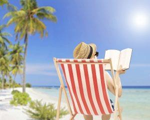 Spijker je event kennis bij vanuit je strandstoel