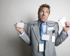 Nieuwe trend 'conference crashers': congres know how, zonder te betalen...