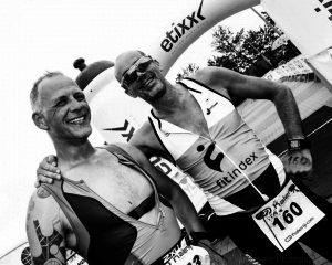 Novid-zaakvoerder Wouter Van Beirendonck zwemt, fietst en loopt de IronMan