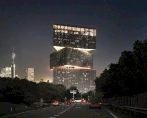 RAI bouwt grootste hotel Benelux - VIDEO
