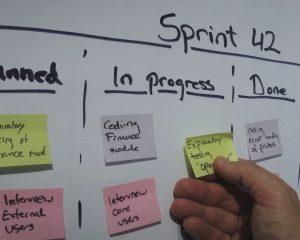 Hoe je met Scrum tijdswinst pakt bij het organiseren van evenementen