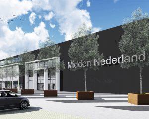 Bouw Midden Nederland Hallen van start
