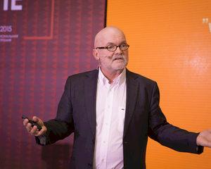 Dr. Elling Hamso geeft Keynote over ROI tijdens event 16
