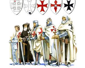 Historische teambuilding met Tempeliers