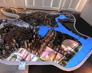 De Singapore City Gallery - Het verhaal van de opbouw van Singapore