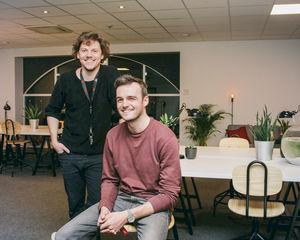 Een eigen werkplek bij AED Studios voor 195 euro per maand? Welkom in het 'Entertainment Lab'