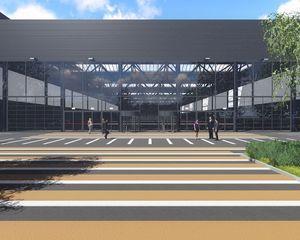 Grote uitbreiding Brabanthallen 's-Hertogenbosch
