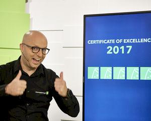 Beste eventbedrijven 2017 volgens... jullie