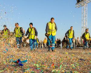 Duurzaamheid op festivals? Inzetten op belonen en communicatie