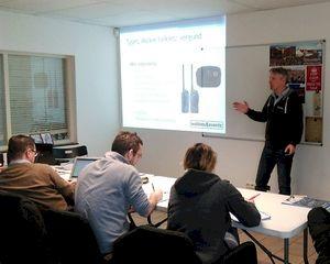 Workshop: Hoe de veiligheid van je evenement verhogen met walkie talkies