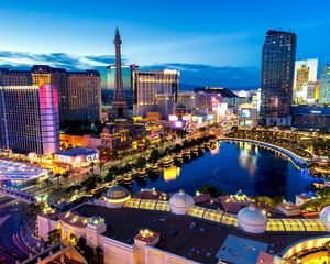 Las Vegas beste Meeting & Conference stad?