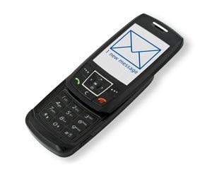 De terugkeer van... de SMS :)