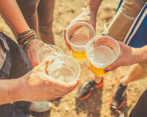 Verbod op plastic bekers op festivals