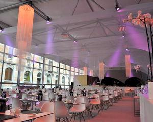 Neptunus plaatst pop-up brasserie voor BRAFA Art Fair