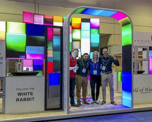 Aluvision wint 2e internationale award voor modulaire Hi-LED 55 tegel