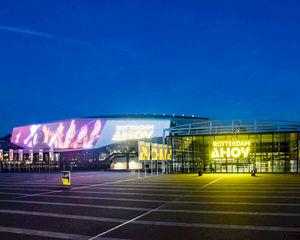 Rotterdam Ahoy verwelkomt het Eurovisie Songfestival in 2020