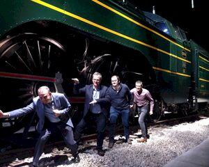 CityGame in Train World en Brussel, nieuwe interactieve teambuilding