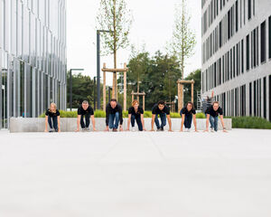 Teambuilding of Tribebuilding? To The Point Events doet beiden