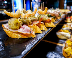 25 heerlijke pintxos om op je evenement te serveren