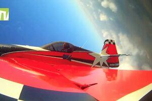 Stuntvliegtuig op je event
