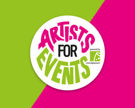 Bekende artiesten helpen de eventsector met Artists for Events