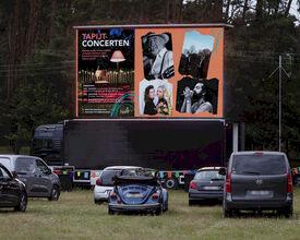 Novid maakt drive-in cinema mogelijk