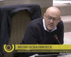 Vurig debat over eventsector in Vlaams Parlement