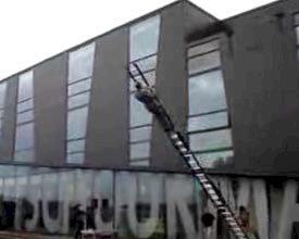 Directeur valt van 11 meter hoge ladder