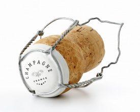 Champagnekurk kan tot 40 km/u bereiken