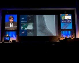 'live operaties' op medische congressen