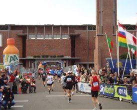 De Boer bouwt en loopt Amsterdam Marathon