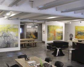 Vergaderen in de juiste ARTmosfeer