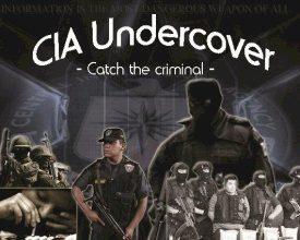 Nieuw teambuilding concept: CIA Undercover