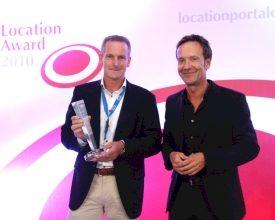 De Boer wint Location Award