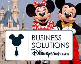 Disneyland onthult nieuw logo en strategie voor events