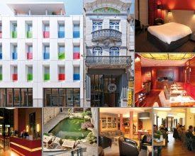 Pantheon Palace verkozen tot beste hotel van België