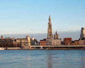 Antwerpen helpt organisatoren