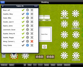 3 iPad app's voor deelnemersregistratie