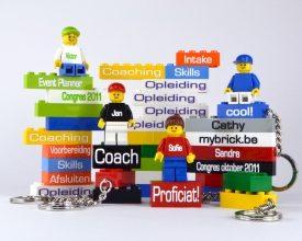 Geef eens een LEGO-blokje cadeau