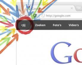 Google+ voor jouw evenement